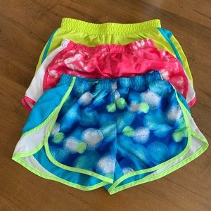 Girls athletic shorts size 10. Great condition!